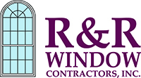 R & R Window Contractors, Inc. Logo